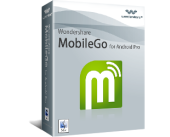 20% Wondershare MobileGo for Android Pro (Mac) Voucher Code