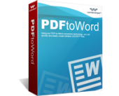 Wondershare PDF to Word Converter