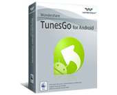 5% Wondershare TunesGo for Android(Mac) One Year License Voucher