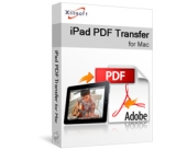 Xilisoft iPad PDF Transfer for Mac