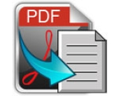 iFunia PDF2Text for Mac