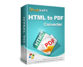 iPubsoft HTML to PDF Converter