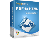 iPubsoft PDF to HTML Converter
