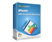 65% iPubsoft iPhone SMS+Contacts Recovery Voucher Code