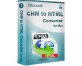 iStonsoft CHM to HTML Converter for Mac