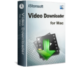 iStonsoft Video Downloader for Mac