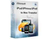 iStonsoft iPad/iPhone/iPod to Mac Transfer