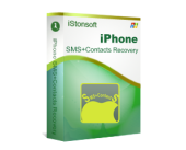 iStonsoft iPhone SMS+Contacts Recovery 60% Discount