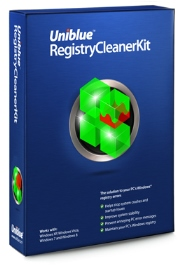 Uniblue RegistryCleanerKit Vouchers