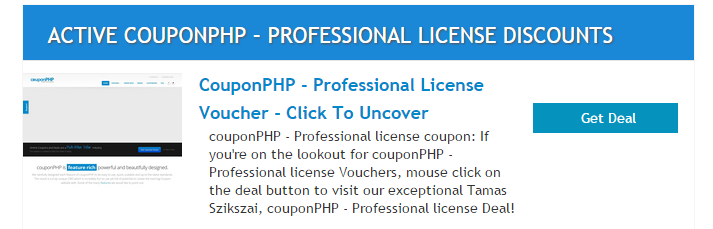 CouponPHP_Voucher_Code