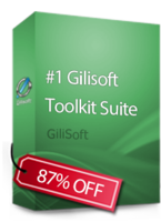 #1 Gilisoft Toolkit Suite Voucher Sale