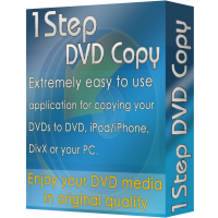 1Step DVD Copy Full 50% Deal