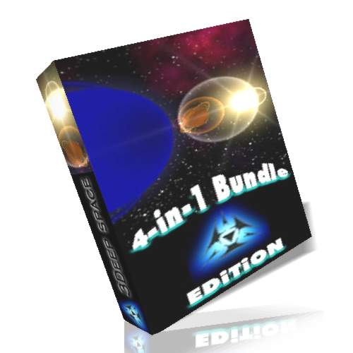20% 3D Space Screensavers All-in-One Bundle EDITION* Voucher