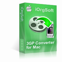 Receive 40% 3GP Converter for Mac Voucher