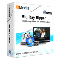 40% 4Media Blu Ray Ripper for Mac Voucher Code