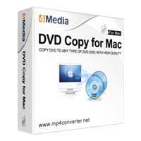 4Media DVD Copy for Mac 15% Savings
