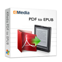 Grab 40% 4Media PDF to EPUB Converter Voucher