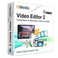 40% Off 4Media Video Editor for Mac Voucher