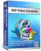 4Videosoft 3GP Video Converter Voucher Code Exclusive