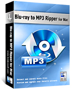 4Videosoft Blu-ray to MP3 Ripper for Mac 90% Voucher Code