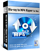 90% voucher 4Videosoft Blu-ray to MP4 Ripper for Mac