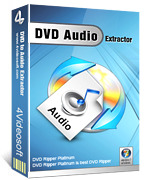 4Videosoft DVD Audio Extractor Sale Voucher