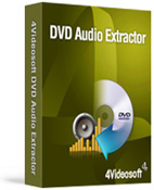90% 4Videosoft DVD Audio Extractor Voucher