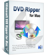 4Videosoft DVD Ripper for Mac Voucher Discount