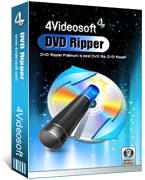4Videosoft DVD Ripper 90% Deal