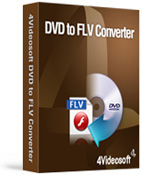 Secure 90% 4Videosoft DVD to FLV Converter Discount