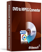 Enjoy 90% 4Videosoft DVD to MPEG Converter Voucher Code