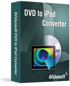 Receive 90% 4Videosoft DVD to iPad Converter Voucher