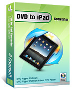 4Videosoft DVD to iPad Converter Voucher
