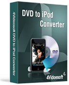 90% Discount 4Videosoft DVD to iPod Converter Voucher Code