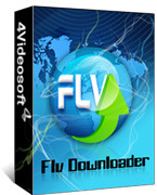 4Videosoft FLV Downloader Voucher Code Discount