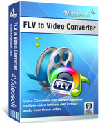 4Videosoft FLV to Video Converter Voucher Code Exclusive