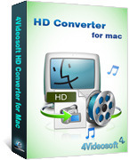 4Videosoft HD Converter for Mac Voucher Discount