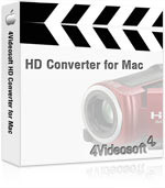 90% Off 4Videosoft HD Converter for Mac Voucher