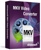 90% Discount for 4Videosoft MKV Video Converter
