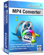 4Videosoft MP4 Converter Voucher Sale