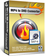 4Videosoft MP4 to DVD Converter Voucher - Click to check out