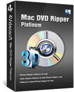 4Videosoft Studio, 4Videosoft Mac DVD Ripper Platinum Voucher Code Exclusive