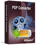 90% discount for 4Videosoft PSP Converter