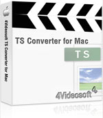 90% Off 4Videosoft TS Converter for Mac Voucher