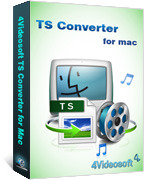 4Videosoft TS Converter for Mac Voucher
