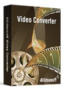 90% Savings on 4Videosoft Video Converter Platinum Voucher
