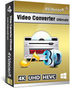 4Videosoft Video Converter Ultimate Voucher Code Discount
