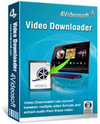4Videosoft Video Downloader Voucher Code - EXCLUSIVE
