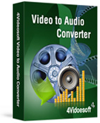 Grab 90% 4Videosoft Video to Audio Converter Voucher Code
