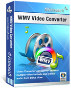 4Videosoft WMV Video Converter Voucher - SPECIAL